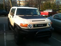 Black hood decal...? - Page 2 - Toyota FJ Cruiser Forum