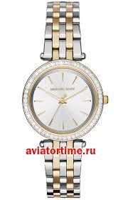 <b>Часы MICHAEL KORS MK3405</b> Darci Mini. Женские наручные <b>часы</b>.