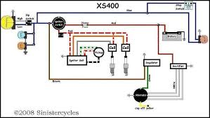 yamaha xs400 cafe build wiring question yamaha xs400 forum problems this wiring diagram thanks