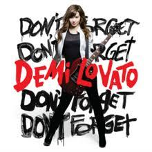la la land demi lovato album cover. Demi Lovato Forget Coverpng In La Land Album Cover