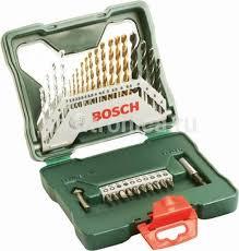 Купить <b>Набор бит и сверл</b> Bosch X-Line-30 (30пред.) для ...