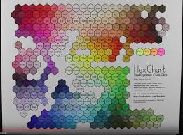 Copic Swatch Chart Web Experiments With The Copic Color System Extremraym