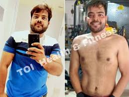 """Weight loss story: """"I had eggs for breakfast and dinner to lose 40 kilos"""" 