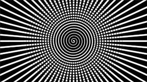black and white hallucianate gif