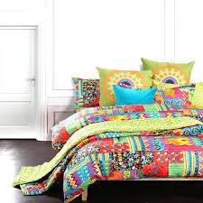 boho comforter sets