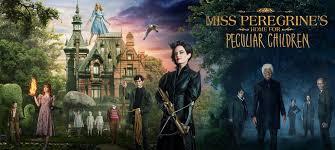 Miss Peregrine – La casa dei ragazzi speciali – Il Film