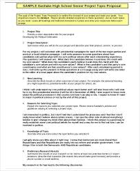 Project Proposal Format Delectable Project Proposal Template Metalrus