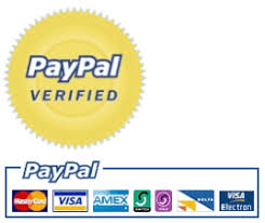 Image result for secure paypal logo png