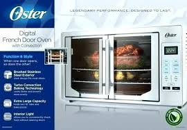 oster stainless steel convection oven reviews french door oven reviews ection dimensions toaster specs oster stainless