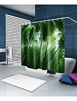 novelty shower curtains. Cheap Shower Curtains-Shower Curtains \u0026amp; Hooks Casual Country Polyester Solid Colored Novelty Machine