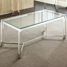 glass cocktail tables silver glass cocktail table round glass coffee tables canada