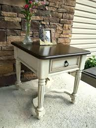 amazing white coffee table and end tables best painted ideas on farm style chalk paint diy