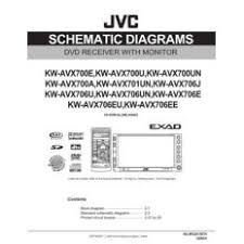 jvc kd avx706 wiring diagram jvc diy wiring diagrams jvc kd avx wiring diagram kw for ioffer