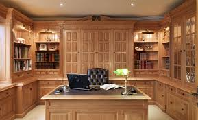we can design make bespoke furniture such as a luxurious study or home office bespoke office desks