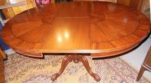 Runder Esstisch 120cm Mit Verlängerungsplatte Antike Möbel Und