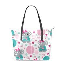 Elephant Designer Bag Malplena Baby Girl Elephants Designer Handbags For Women