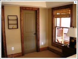 white interior doors with stained wood trim. Wonderful Doors To White Interior Doors With Stained Wood Trim E