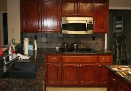 Kitchen : Before Cabinet Refacing Refaceing Bob Goeb Custom ...