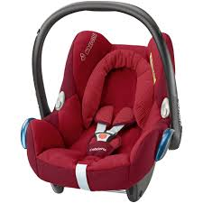 maxi cosi infant carrier cabriofix red robin 0 13kg infant baby suitable car