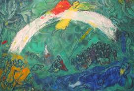 from a painting by marc chagall musee marc chagall via wikia