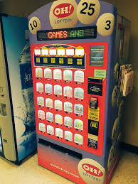 Lottery Vending Machines Interesting Mike Falb On Twitter Until Next Time Ohio You And Your Airport