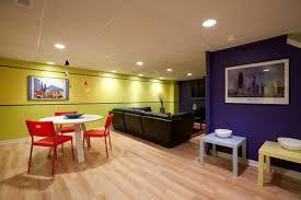 paint colors for basementPaint colors basement family rooms