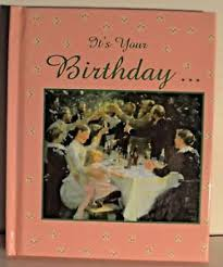 It's Your Birthday... by Tony and Penny Mills Parragon Publishing Book |  eBay