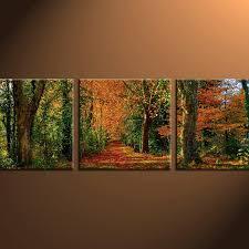 10 nature canvas wall art sets natural landscape no framed 5 piece