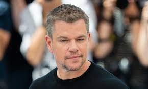 Matt Damon left in tears at Cannes ...
