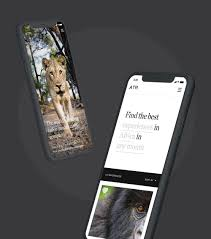 Best Mobile Menu Design Travel Website Ux Ui Design Ux Design Agency