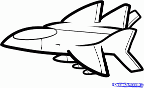 fighter jets colouring pages page 3