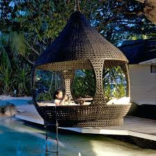 outdoor patio daybed. Taiji Outdoor Patio Daybed Catch A Mid Day Nap On These Daybeds Rose Ocean Lantern Rattan N