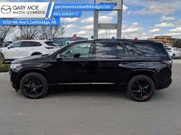 pre owned 2018 chevrolet traverse premier fully loaded with extra new winters on premium alloys
