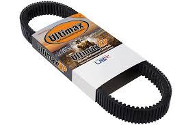 Snowmobile Drive Belt Chart Ultimax Performance Belts Atv Utv Sxs Belts Snowmobile