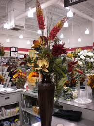 tall floor arrangement  Artificial Floral ArrangementsVase ...