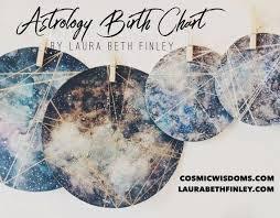 Etsy Birth Chart In Depth Natal Birth Chart