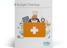 Nonprofit Budgeting Budget Checkup Guide Mip Fund Accounting Software