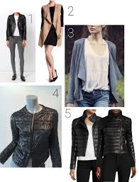consider where and when you will wear it transitional season winter underneath another layer indoors 1 sylvie schimmel leather jacket