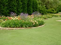 Small Round Flower Bed Design Beautiful Flower Garden Ideas Home And Gardens Plus Small