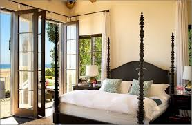 Mediterranean Bedroom Decor Mediterranean Bedroom Interior Design Ideas With Ivory Wall Paint