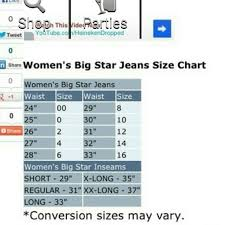 Big Star Maddie Jeans