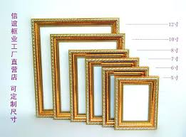 8 10 picture frame frame for photo pare frames for photos home garn gold fashion picture 8 10 picture frame
