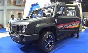 new car 2016 thaiAll new 2016 2017 Thairung Transformer 2 Thai Hummer on a Hilux