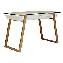 john lewis home office furniture. buy house by john lewis airframe desk online at johnlewiscom home office furniture i