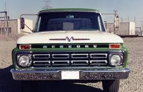 1964 Mercury Truck Canadian | Trucks | Pickup trucks, Mercury cars ...