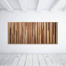 modern reclaimed wood wall art sculpture in browns tan cream and gray strips modern wood wall art reclaimed wood art