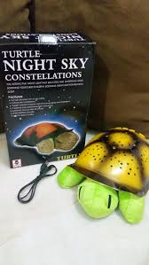 al turtle night light usb adapter retail box
