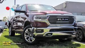 NEW 2019 RAM 1500 LARAMIE LONGHORN® CREW CAB 4X2 5'7