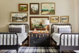 Plaid Bedroom Inspired By Cozy Fall Plaid Buffalo Check The Inspired Room