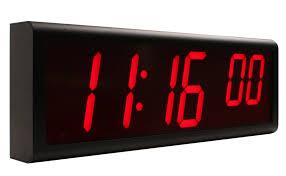 novanex solutions network clock left